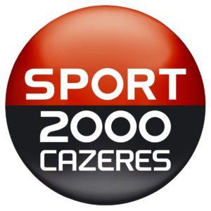 LOGO SPORT2000 CAZERES